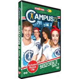 DVD Campus 12: seizoen 2, deel 2