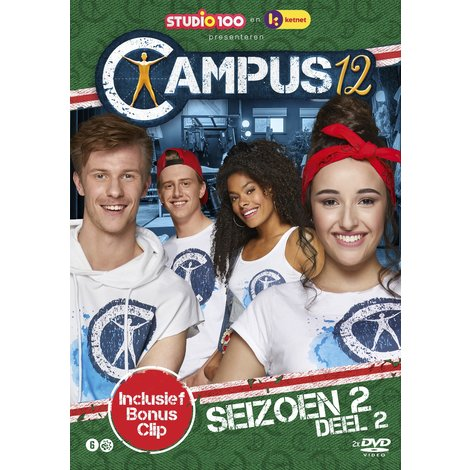 DVD Campus 12: season 2, part 2