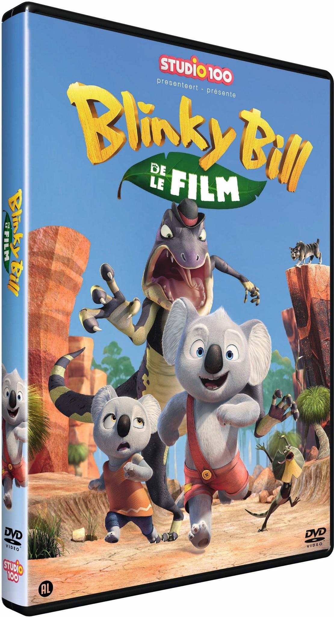 DVD Box - Blinky Bill