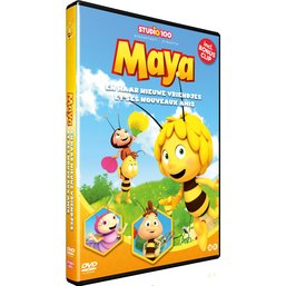 Dvd Maya: Maya and her new friends