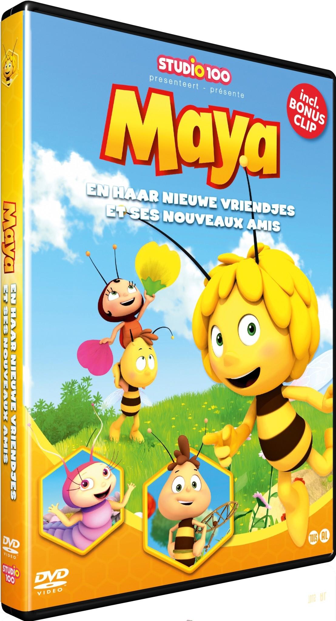 Dvd Maya: Maya and her new friends