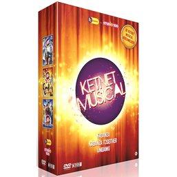 Dvd box Studio 100 : Ketnet musical complet. 1