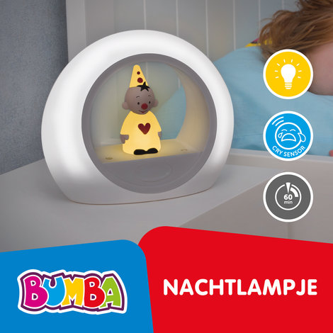 Nachtlampje Bumba