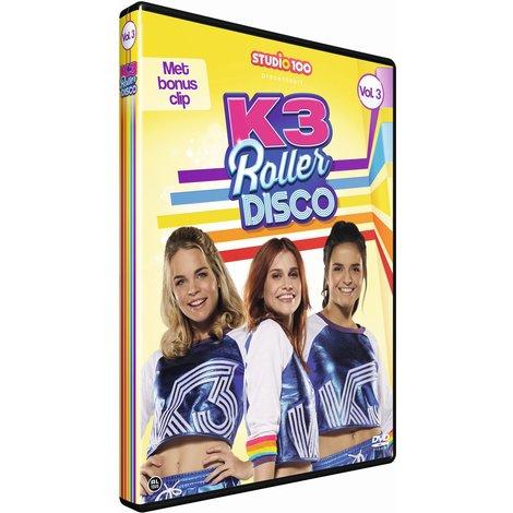 DVD K3 Rollerdisco