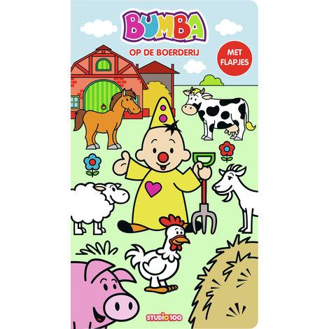 Boek Bumba: Op de boerderij