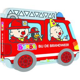 Boek Bumba: Brandweerwagen