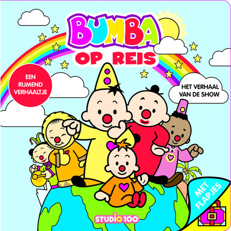 Livre Bumba : En voyage