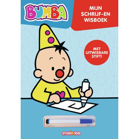 Doeboek Bumba: Wipe en clean