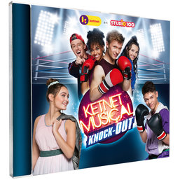 Cd Studio 100: Ketnet musical - Knock out