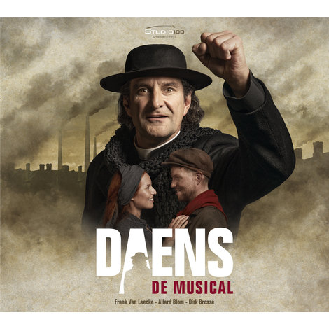 Cd Studio 100: Daens de musical