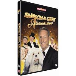 Dvd Samson en Gert: Afscheidsshow