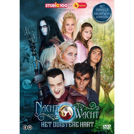 DVD Nachtwacht: Het duistere hart