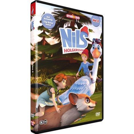 DVD Nils Holgersson: volume 2