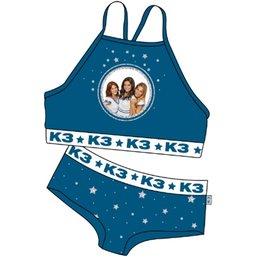 Bikini K3: sterren - maat 122/128