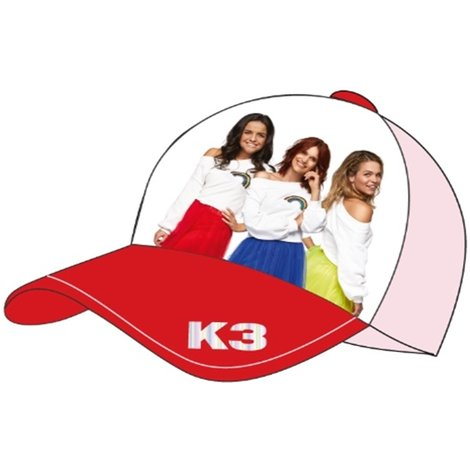 Cap K3: love - one size