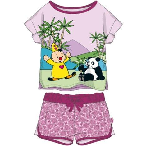 Shortama Bumba: Panda - size 86/92