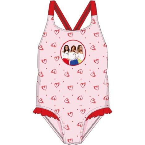 Swimsuit K3: Love - size 110/116