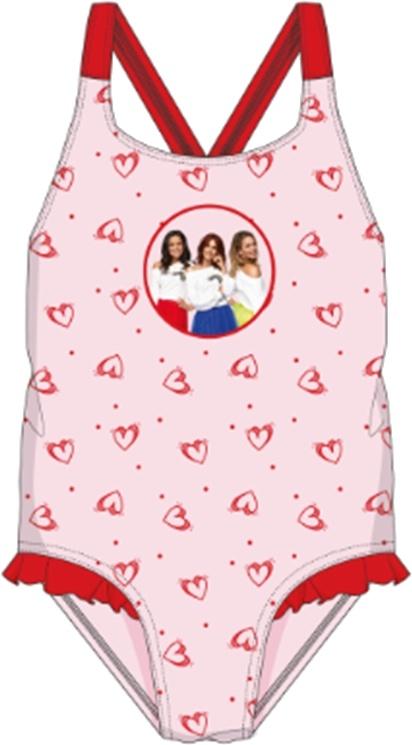 Swimsuit K3: Love - size 134/140