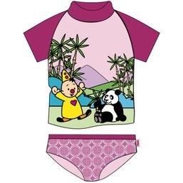 Zwempak Bumba: Panda - maat 86/92