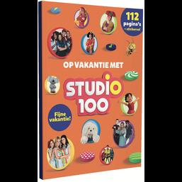 Vakantieboek Studio 100