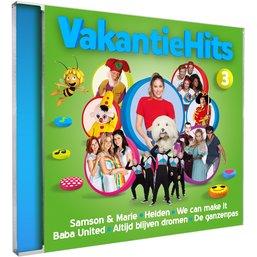 CD studio 100: vakantiehits vol. 3