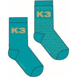 Sokken K3: 2-pack dans van de Farao maat 27/30