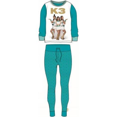 Pyjama K3 dans van de Farao maat 110/116