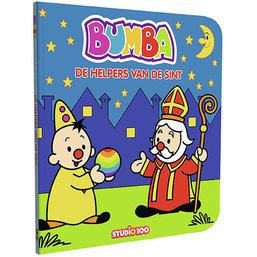 Livre Bumba : Les aides de la sainte