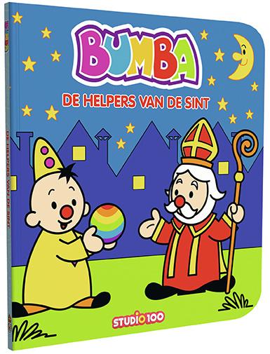 Boek Bumba: De helpers van de Sint