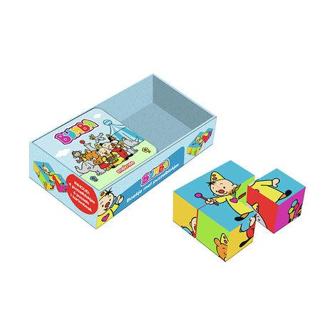 Boek Bumba met puzzel