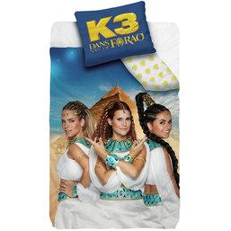 Dekbed K3 dans van de Farao: 140x200 cm/65x65 cm