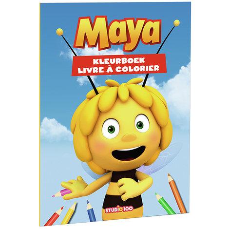 Kleurboek Maya