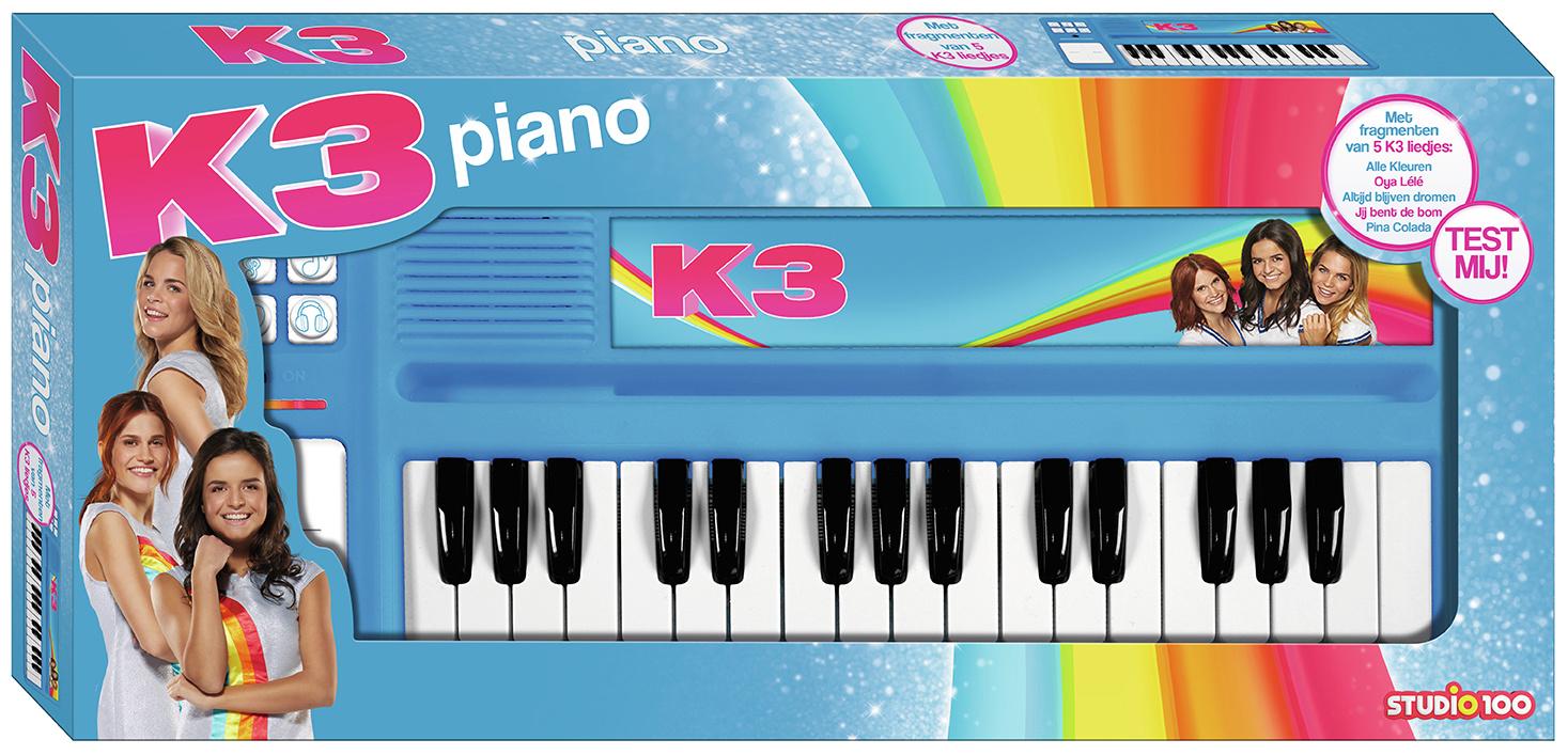 Piano K3 met drumpad