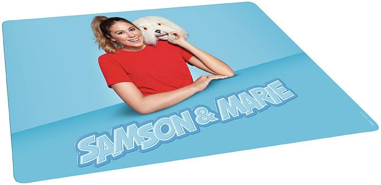 Placemat Samson en Marie