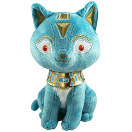 Pluche K3 dans van de Farao: Kat 20 cm