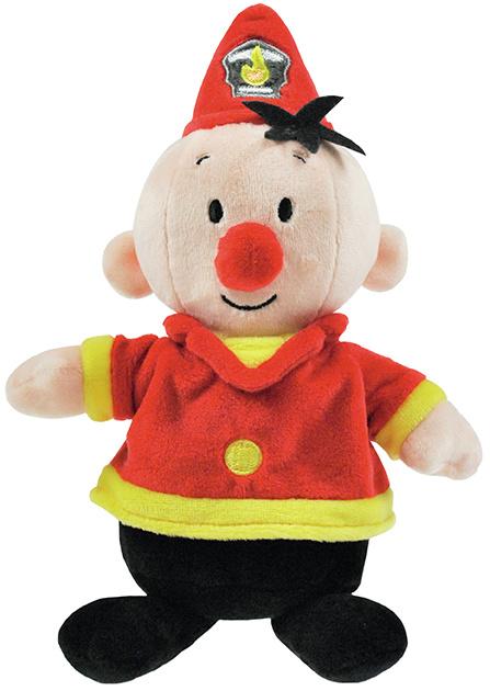 Bumba pluche: Brandweerman 20 cm