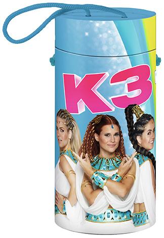 Puzzel K3 met poster: 100 stukjes