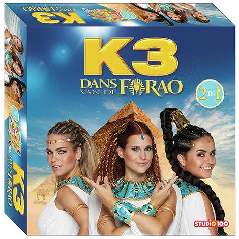 Dans van de Farao K3