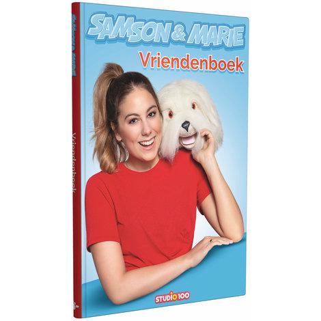 Vriendenboek Samson en Marie
