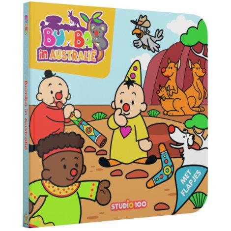 Boek Bumba: Bumba in Australie