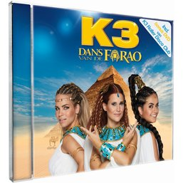 K3 CD - Dance of the Pharaoh