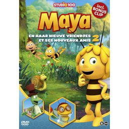 Maya de Bij DVD - Maya and her new friends