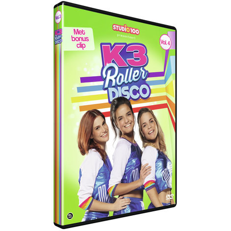 K3 DVD - Roller Disco volume 4