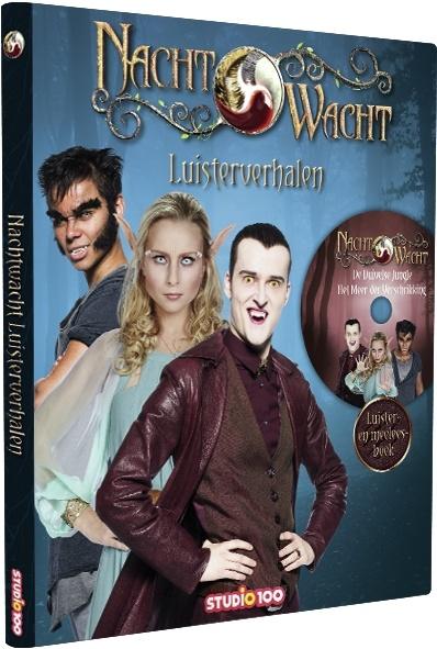 Luister- en leesboek Nachtwacht: deel 2