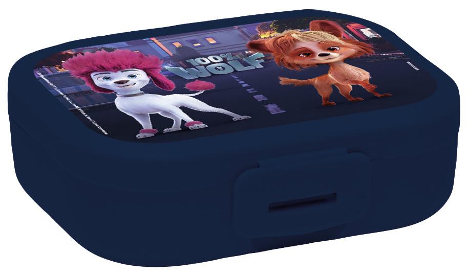 Lunchbox 100% Wolf