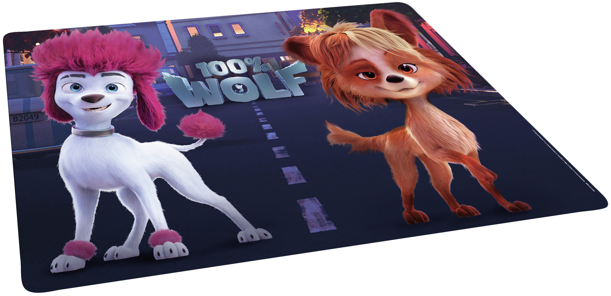 Placemat 100% Wolf