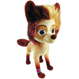 Pluche 100% Wolf: Batty 30 cm