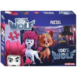Puzzel 100% Wolf: 150 stukjes