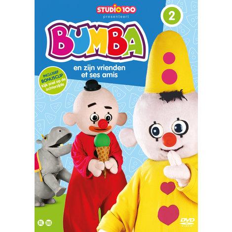 Bumba DVD - Bumba en zijn vrienden vol. 2