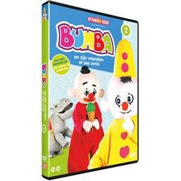 Dvd Bumba: Bumba en zijn vrienden vol. 2